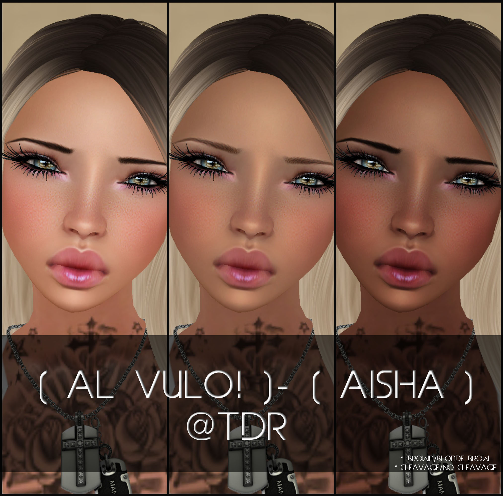 [ Al Vulo! ] - [ Aisha ]