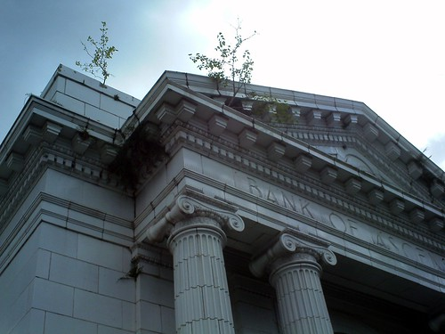 Bank of Ascension building