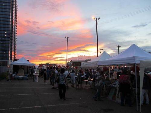 97 Street Night Market