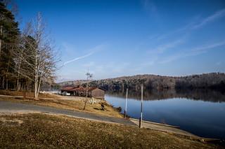 Croft State Park Lake Craig
