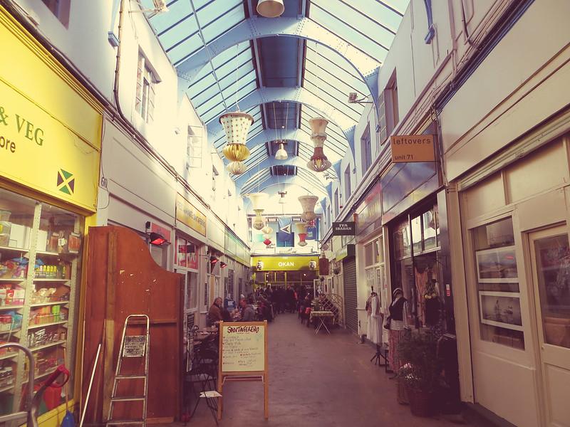 Brixton Street Market