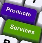 Servicios Versus Productos