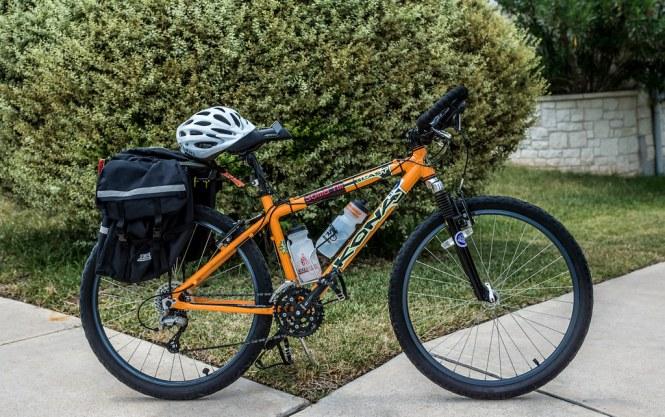 My Franken-bike