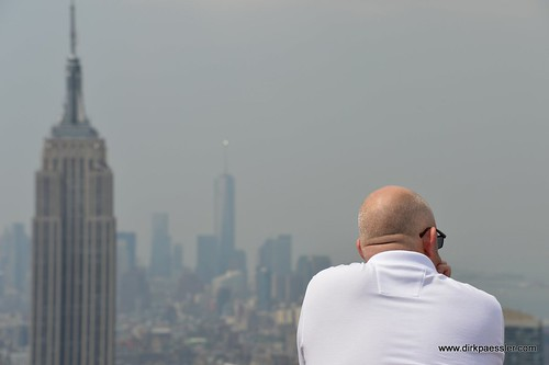 Empire State Building, World Trade Center, and.... by Dirk Paessler