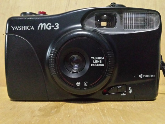 Minha Primeira Câmera