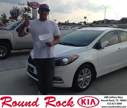 Happy Birthday to David  Pace from Derek Martinez and everyone at Round Rock Kia! #BDay by RoundRockKia