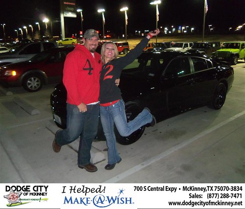 Happy Birthday to Amanda Terry from Campos David and everyone at Dodge City of McKinney! by Dodge City McKinney Texas