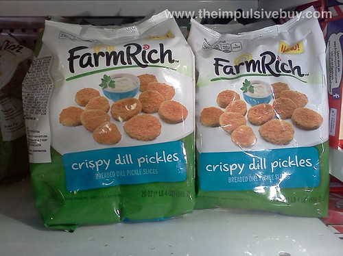 Farm Rich Crispy DIll Pickles