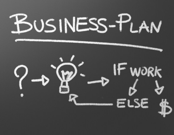 Mark Leslie | Business plan