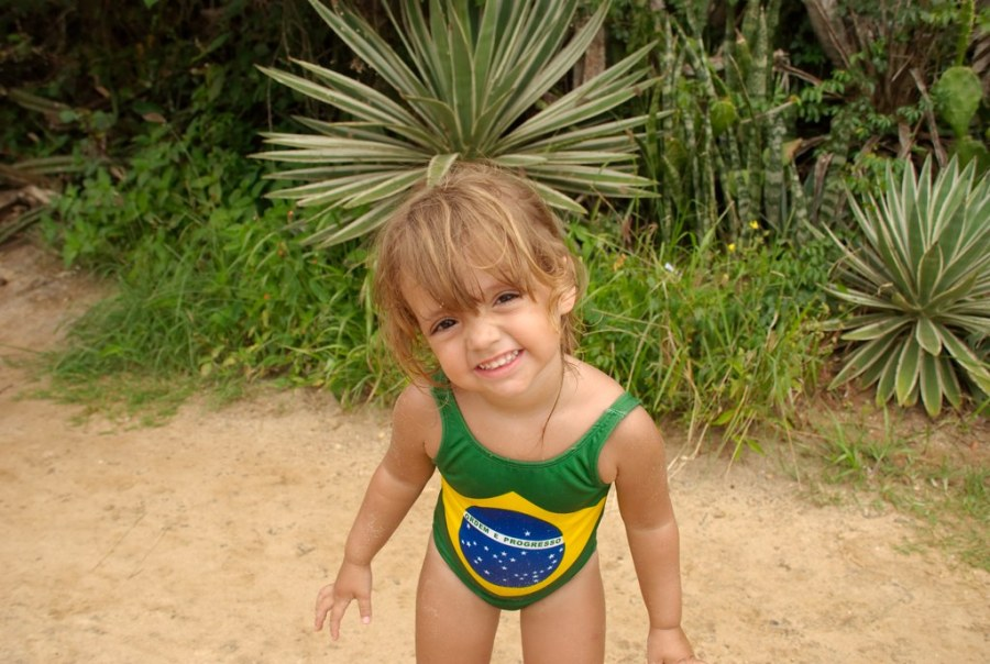 Nenita brasilera