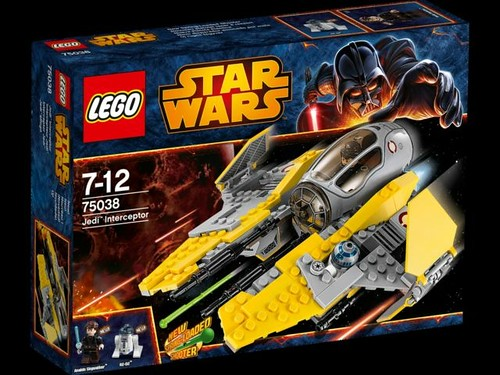 75038 Anakin's Jedi Interceptor