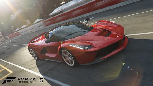 Forza 5 La Ferrari