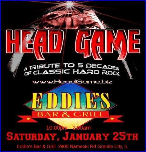 Head Game 1-25-14