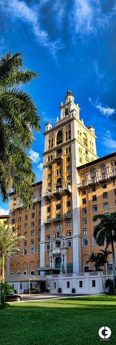 Biltmore Hotel Vertical Pano
