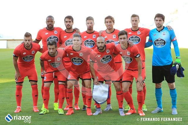Pretemporada 15/16. Real Oviedo S.A.D.  - R.C.Deportivo