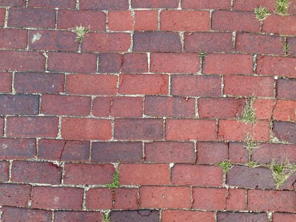 Old brick road