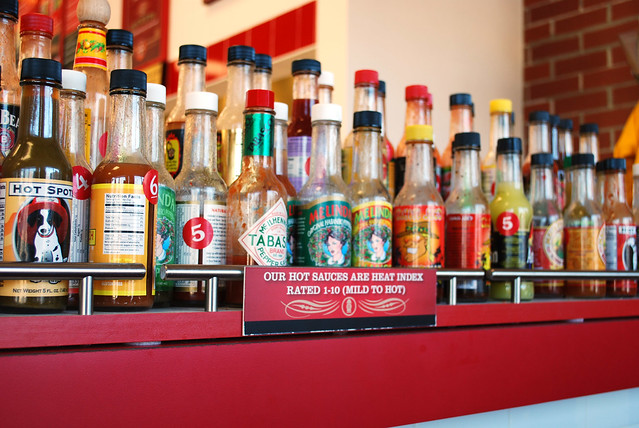 Firehouse Hot Sauces