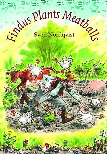 Sven Nordqvist, Findus Plants Meatballs