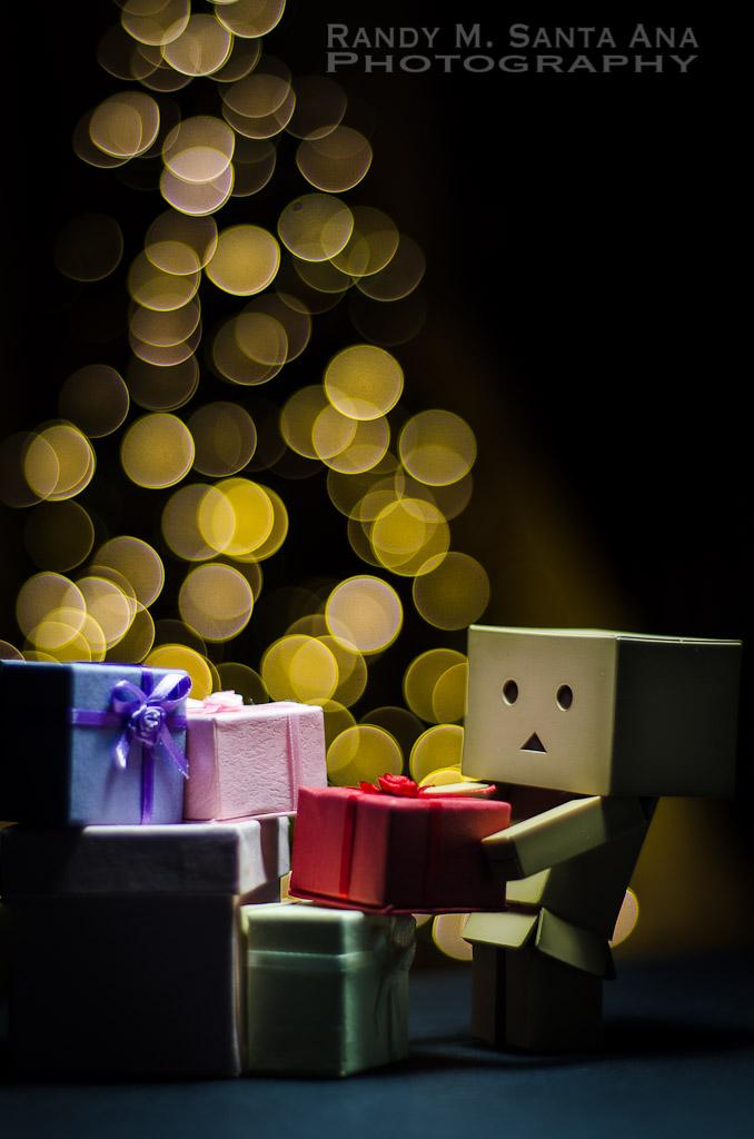 Danbo 'Tis The Season For Giving.