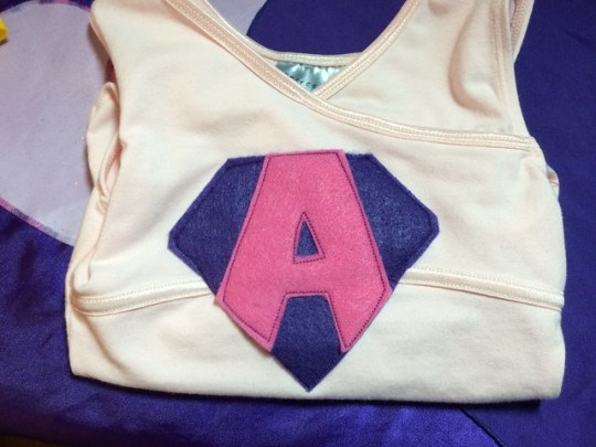 Amazing Annabel superhero logo
