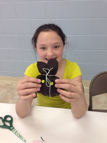Kids sewing classes spring 2014