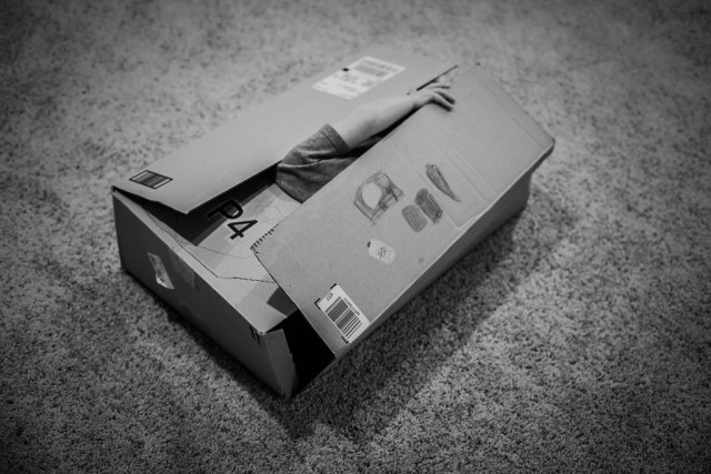 "31/52/Life - ""Shhh. I in the box."""