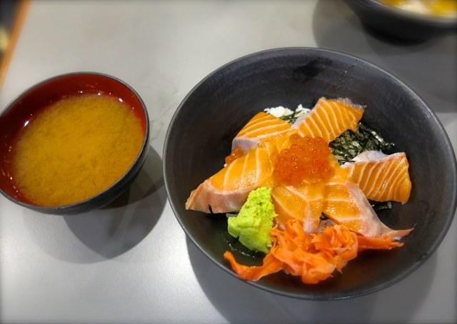 Sake Chirashi