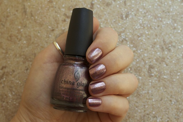 01 China Glaze Autumn Nights Strike Up A Cosmo