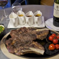 Excellent Steaks and More at Gillray's Steakhouse & Bar, County Hall
