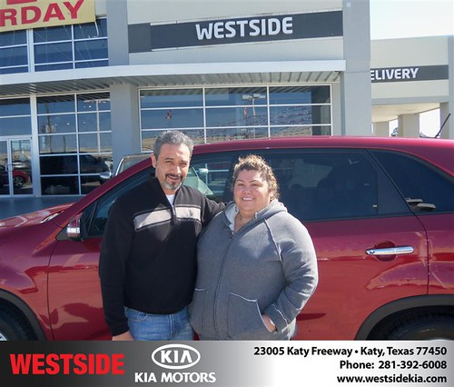 Happy Birthday to Jose A Arreola from Chowdhury Rubel and everyone at Westside Kia! #BDay by Westside KIA