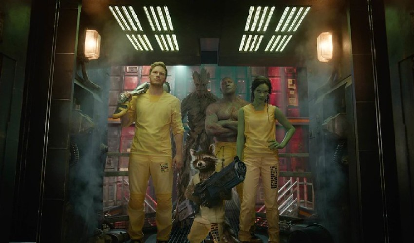 James Gunn: Guardians of the Galaxy Is Connected To Avengers 3 2
