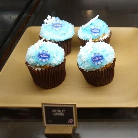 Frozenカップケーキ。