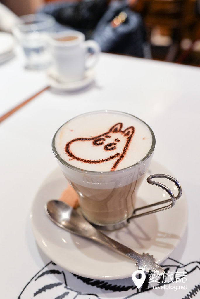 Moomin House Cafe 嚕嚕米咖啡廳 31