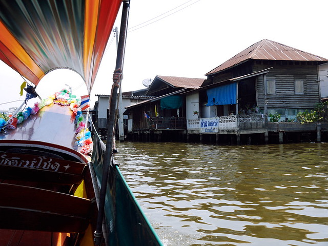 In the Khlongs of Bangkok