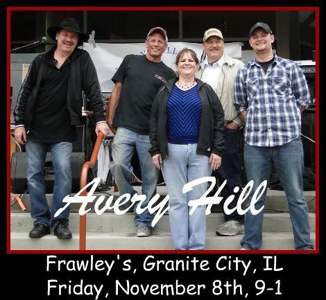 Avery Hill 11-8-13