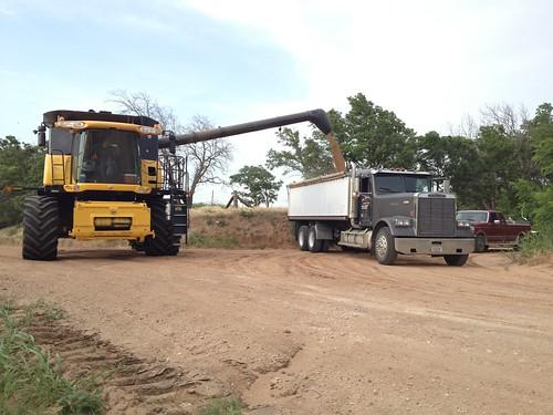 Z Crew: Unloading the Combine