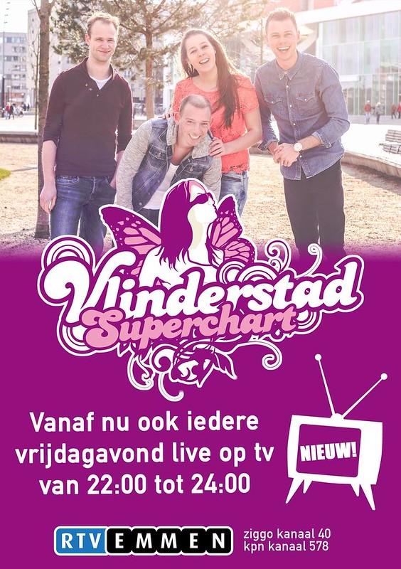 Vlinderstad Superchart RTV Emmen