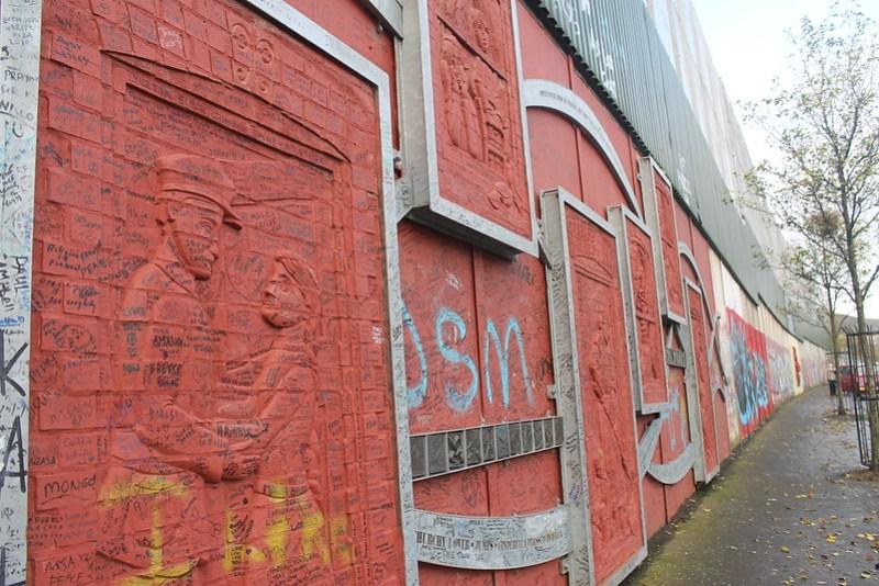 Murales de Belfast