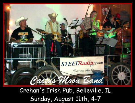 Cactus Moon Band 8-11-13