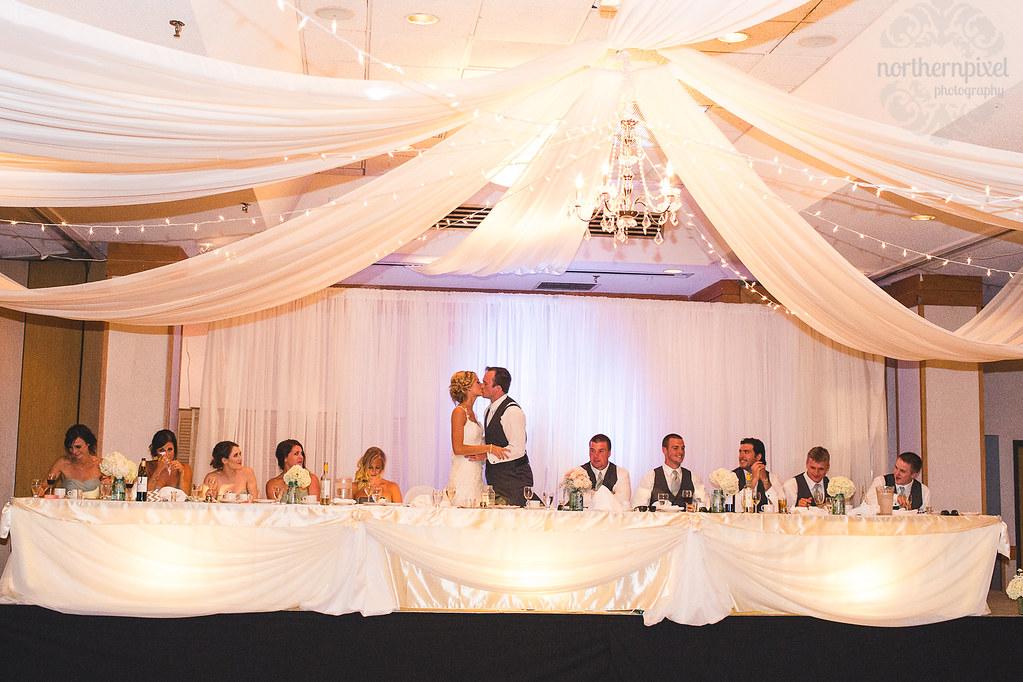 Wedding Reception - Ramada Prince George