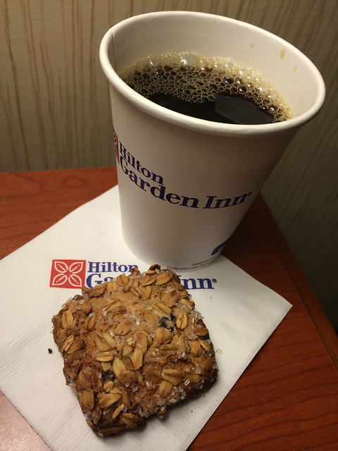 Snacks - Hilton Garden Inn