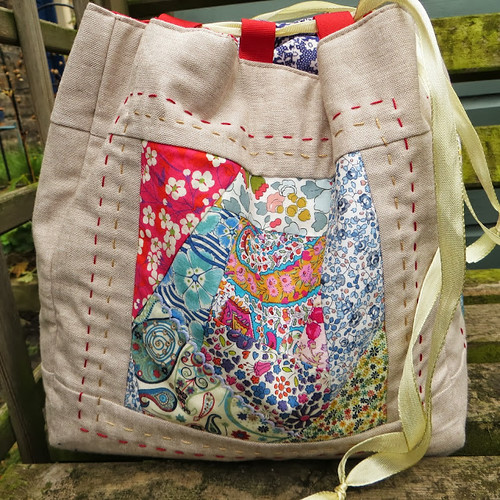 Catherine's Komebukuro bag 3