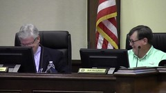 County Manager gradually catches on