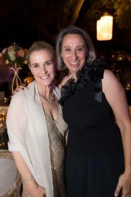 Lisa Goldman, Connie Wolf