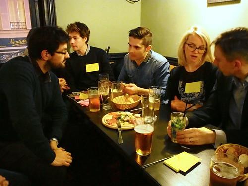 ScrumBeer 11/2013 : la tablée