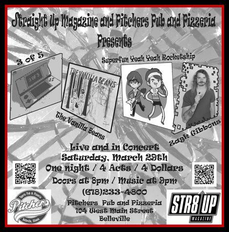 Str8 Up Magazine Showcase 3-29-14