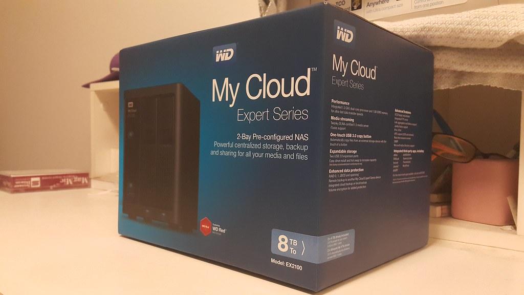 รีวิว WD My Cloud EX2100 8TB (Expert Series) NAS ส่วนตัว