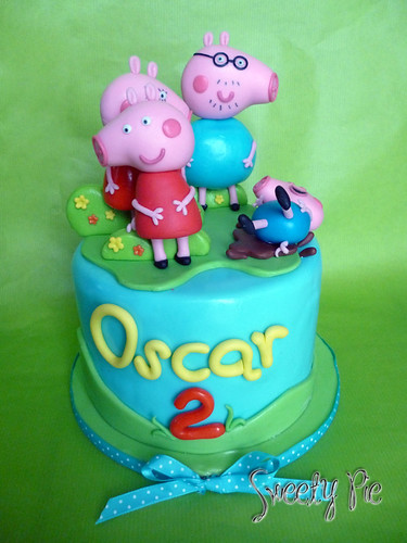 Peppa Pig by Oh my Sweety Pie