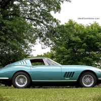 2013 Greenwich Concours d'Elegance: 1965 Ferrari 275 GTB Alloy