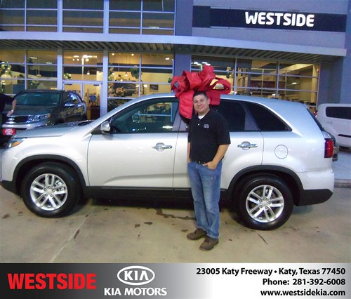 Happy Birthday to William Lopez from Fernandez Jorge and everyone at Westside Kia! #BDay by Westside KIA